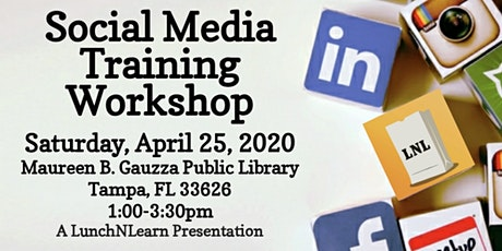 Social Media Training Workshop tickets