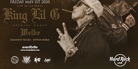 Capital Collective Entertainment presents King Lil G tickets