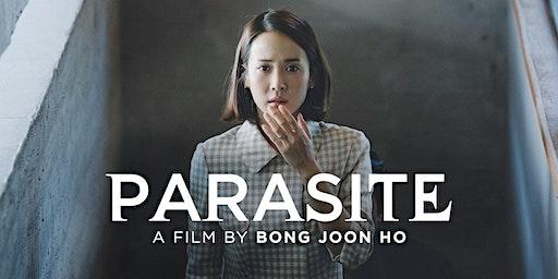 FHAA movie night: Parasite, at Cinemart Cinemas, 2.28.20, 6:30pm