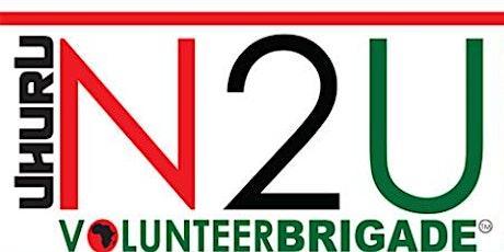 N2U Volunteer Orientation tickets