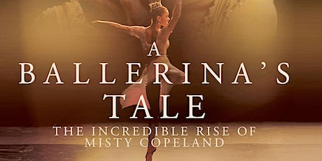 A Ballerina's Tale - Hobart Premiere - Wednesday 25th March tickets