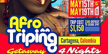 AfroTriping | Cartagena, Colombia Getaway | 4 Nights tickets