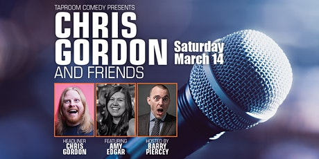 Taproom Comedy Presents:  Chris Gordon and Friends in Okotoks!! tickets