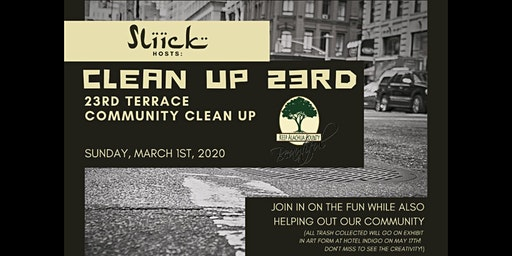 Clean Up 23rd - Hosted by SLIICK