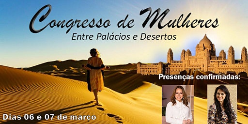 Entre Palácios e Desertos