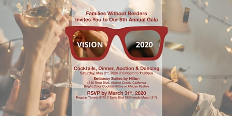 Families  Without Borders Gala CANCELED until further notice! tickets