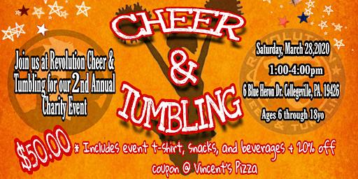 Revolution Cheer & Tumbling Clinic