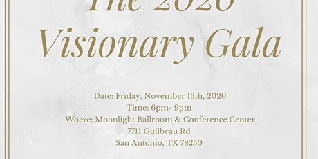 The Visionary Gala tickets