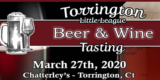Torrington Little League Beer & Wine Tasting