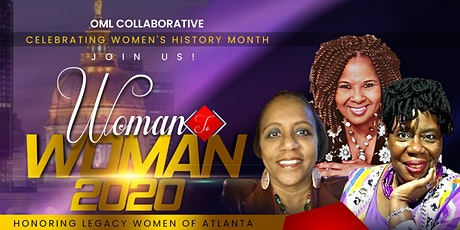 Woman to Woman 2020 tickets
