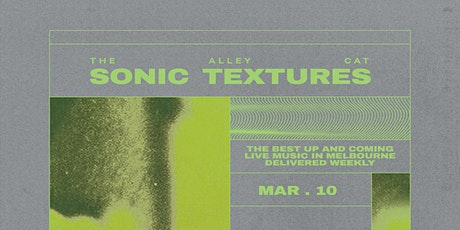 Bailey Judd + ELAURA At Sonic Textures tickets