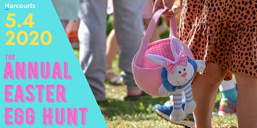 Harcourts Annual Easter Egg Hunt