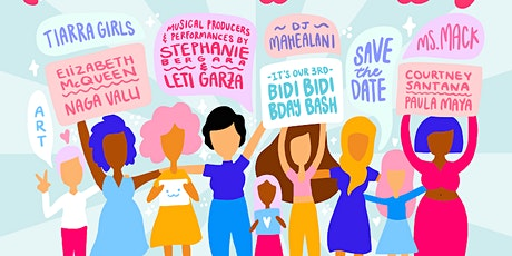 Frida Friday ATX's BIDI BIDI BDAY/ International Women's Day tickets