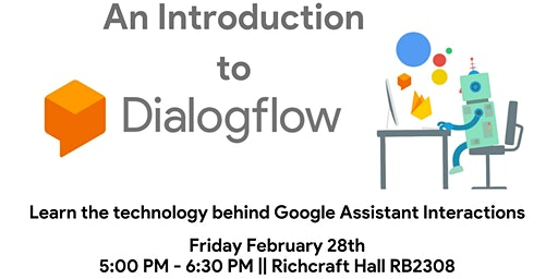 Introduction to Dialogflow, Developer Student Clubs Carleton