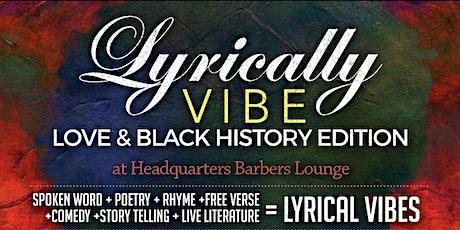 Lyrical Vibe tickets