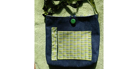 Crossbody Bag-making Workshop - Mar 15 tickets