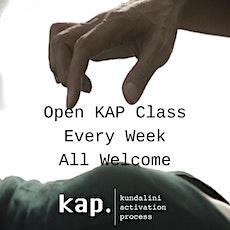 KAP Open Class tickets