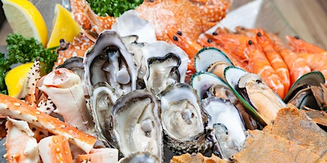 Easter Seafood & Pasta Indulgence tickets