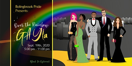 "Bolingbrook Pride's ""Over the Rainbow"" Black Tie (optional) Gayla tickets"