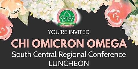 Chi Omicron Omega Chapter Luncheon - SCRC tickets