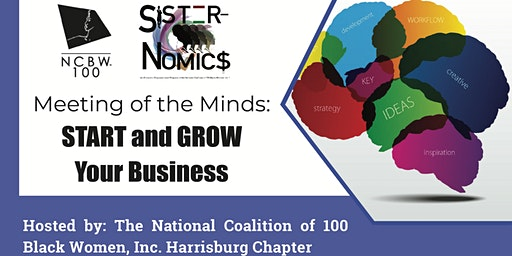 Meeting of the Minds- Business Start Up Workshop
