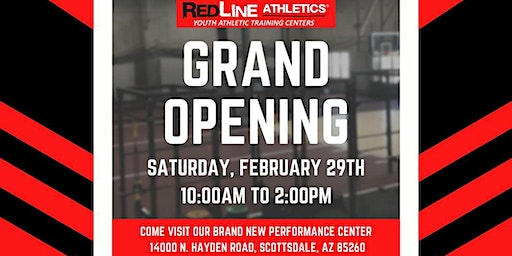 RedLine Athletics Scottsdale Grand Opening