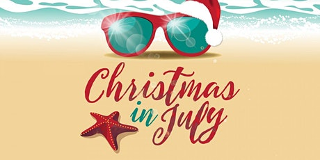 Christmas in July Bal tickets