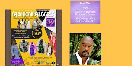 FashionPalooza: Where Fashion meets Music show tickets