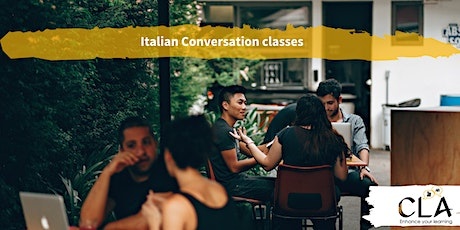 Italian Conversation Classes - Bangalow NSW tickets