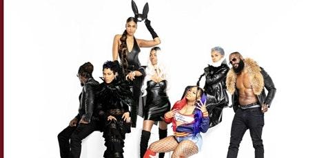 IceKonic Hair Products Presents  Hair HEROES Easter Hair Show tickets