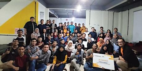 "Techstars Startup Weekend Global ""Next Gen"" - Indonesia, Batam tickets"