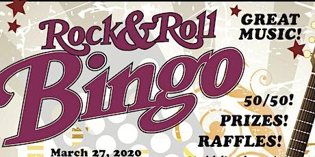 McCarthy Middle School - Rock and Roll Bingo tickets