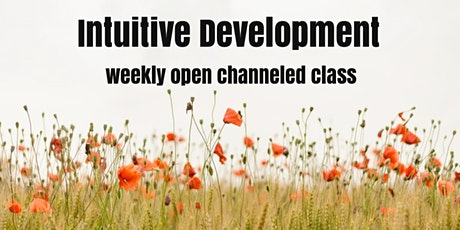 Intuitive Development - weekly open classes tickets