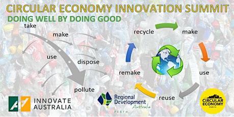 Circular Economy Innovation Summit tickets