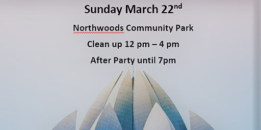 Eat Fair - Clean up Day - FREE Food After!