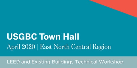 USGBC Town Hall Technical Workshop - Ohio tickets