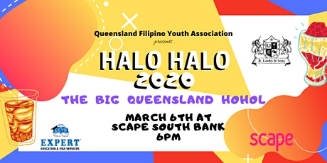Halo-Halo 2020: The Big QLD Hang Out tickets