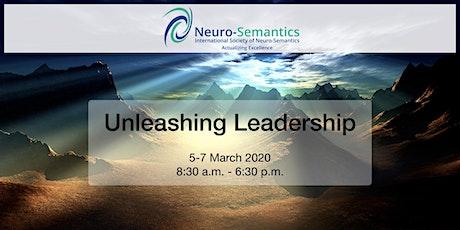 Unleashing Leadership tickets