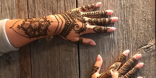 Fall in Love with Henna