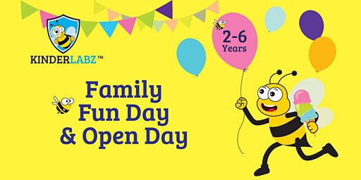 Kinder Labz Family Fun & Open Day