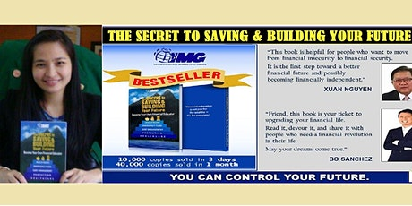 The Secret to Saving & Building Your Future, , March 2, Monday, 7PM tickets