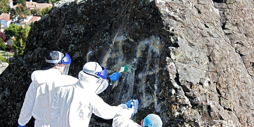 Vacaville Woodcrest Boulders 2020 Adopt-A-Crag