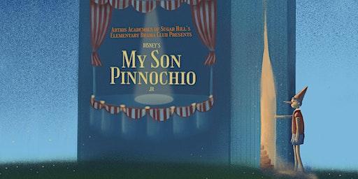 My Son Pinocchio