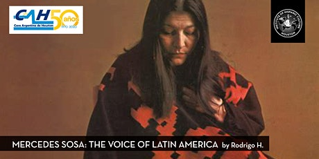 Mercedes Sosa: The Voice of Latin America tickets