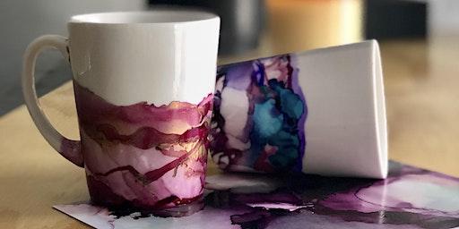 Marled Mug Workshop
