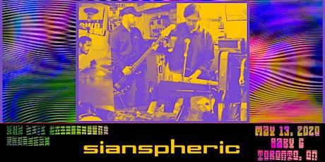 The Acid Underground Presents: Trip I - SIANspheric tickets