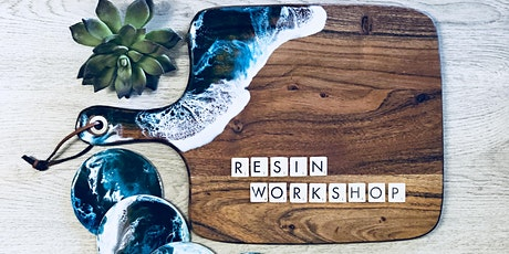 Resin Board workshop tickets