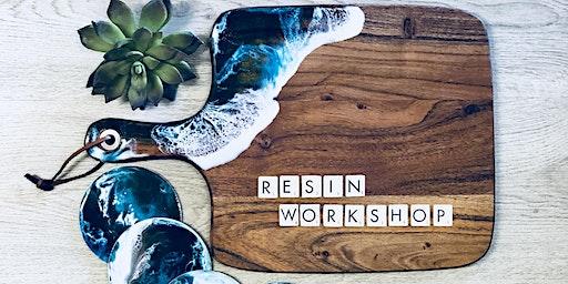Resin Board workshop