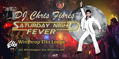 Saturday Night Fever tickets