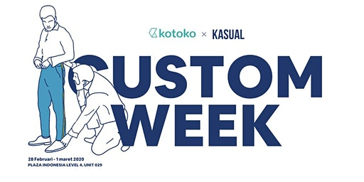 Kasual x Kotoko Custom Week
